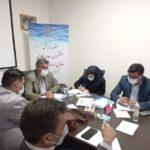 چهل و ششمین جلسه کارگروه تخصصی ذیل ستاد تسهیل و رفع موانع در خانه صنعت،معدن و تجارت فارس برگزار شد